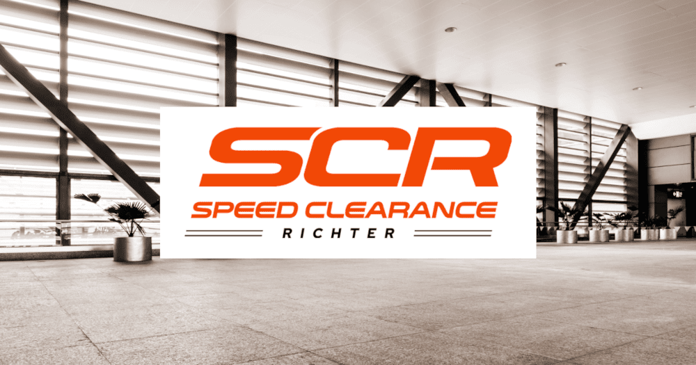 SCR- Speed Clearance- Transporte aller Art